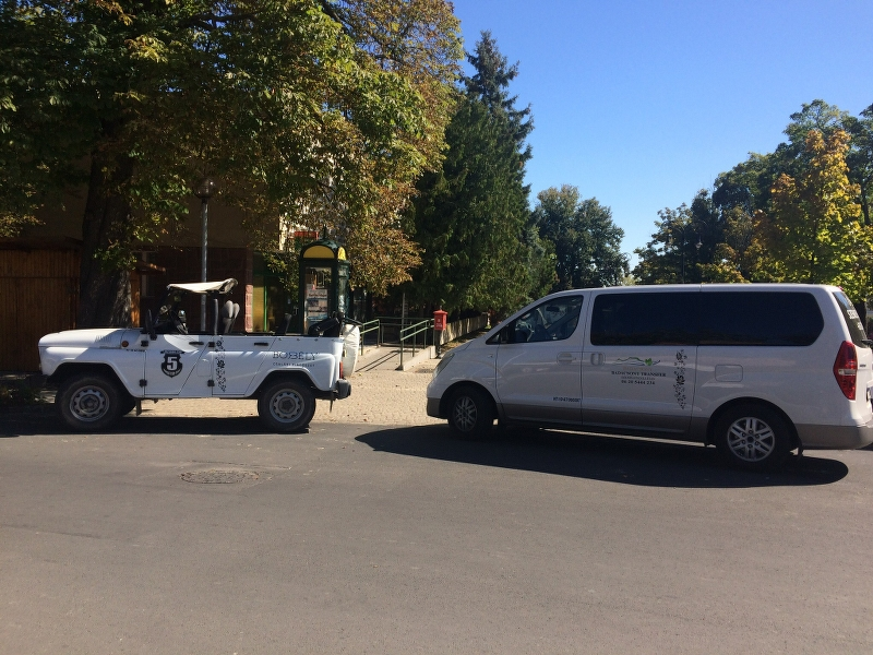 badacsony taxi kisbusz terepjáró