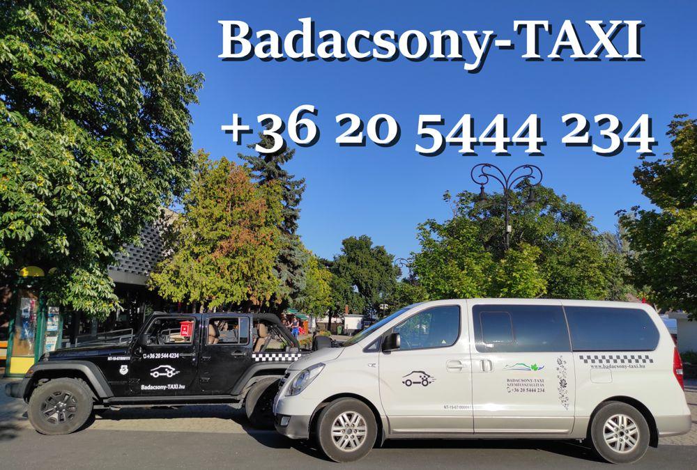 badacsony taxi